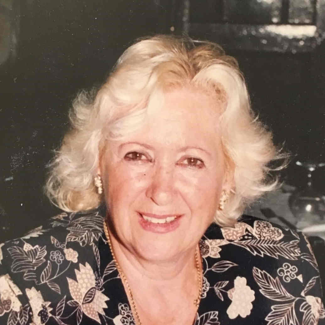 Maria  Gavalas
