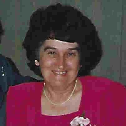 Patricia Dorothy McAuley