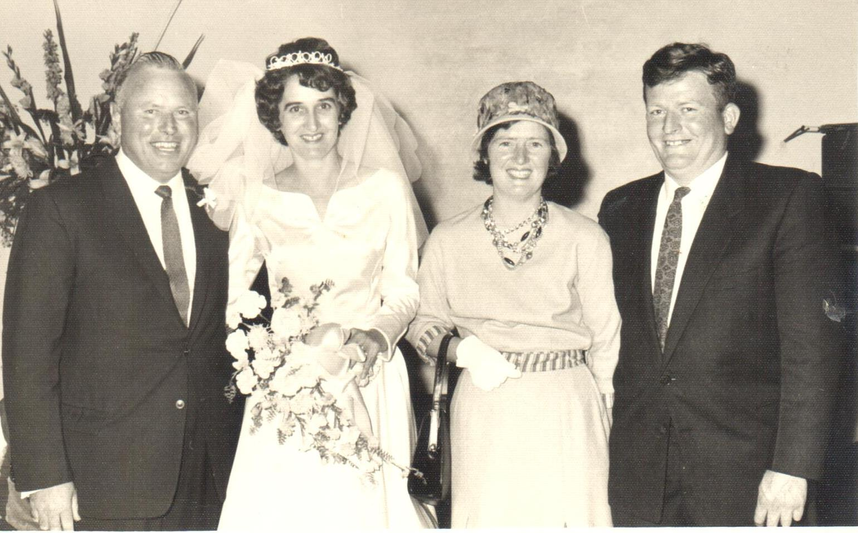 Ian Wilson and Wilson family.
