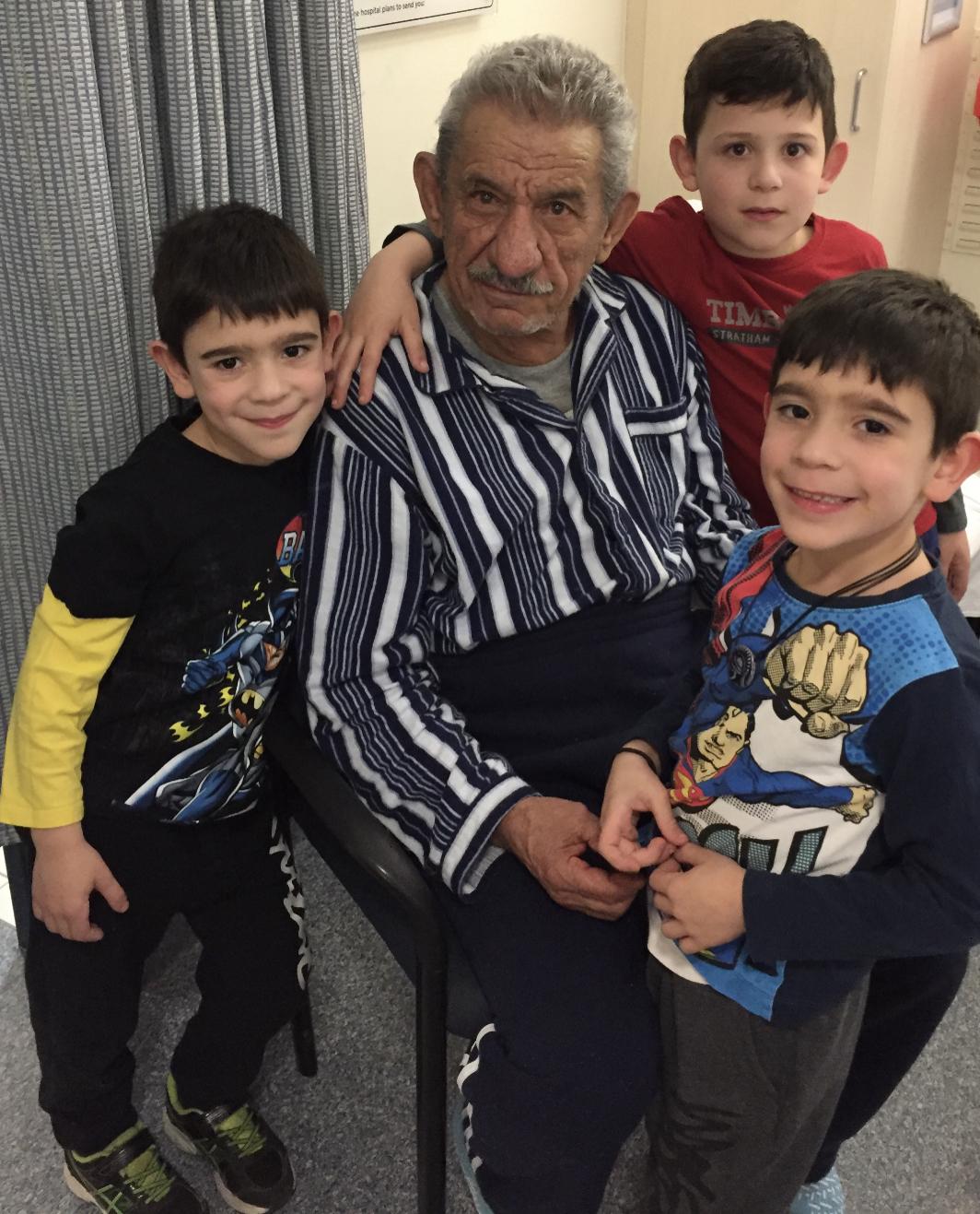 Georgiou Family